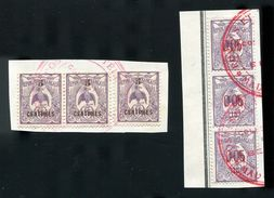 FRENCH PACIFIC NEW CALEDONIA SPECIMEN 1918/1922 - Europe (Other)