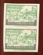PANAMA CHILDREN 1959 VARIETY - IMPERFORATE - Panama