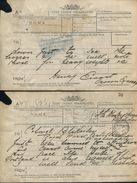 GREAT BRITAIN ROYALTY MASTER OF HORSE TELEGRAM OFFICIAL 1897 - Other Collections