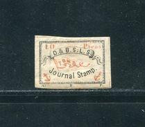 LEVANT TURKEY MAIL BOAT T.B. MORTON POST SHIPPING DANUBE AND BLACK SEA 1871 - Turkey