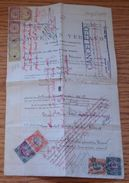 ZAR/TRANSVAAL COMBINATION REVENUE DOCUMENT - South Africa (...-1961)