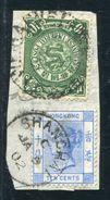 CHINA COMBINATION WEI HAI WEI BRITISH P.O. SHANGHAI - Hong Kong (...-1997)
