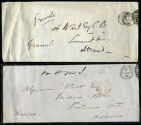 GB QV OFFICIAL MAIL - NICE GROUP - Postmark Collection