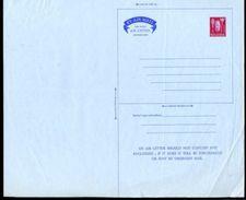 NIGERIA 1964 BENIN MASK PLATE PROOF AIRLETTER - Nigeria (...-1960)