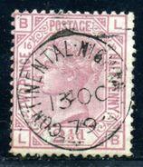 GB TPO 1867-83 2½d - 1840-1901 (Victoria)