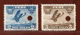 PERU AIR FAIREY FIGHTER 1934 WATERLOW - Peru