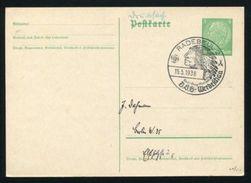NORTH AMERICAN INDIAN AMAZING POSTMARK GERMANY - Germany