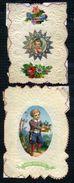 GB VALENTINE CARDS 1868 & 1869 - Old Paper