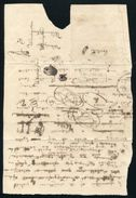 GUATEMALA MAZATENENGO 1850 - Guatemala