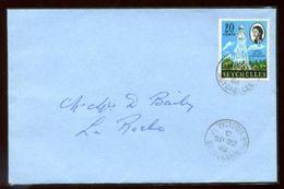 SEYCHELLES LIGHTHOUSE 1966 - Seychelles (...-1976)