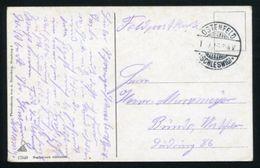 SCHLESWIG WW1 OSTENFELD / HUSUM - Germany