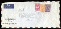 SAUDI ARABIA REGISTERED DAMMAM 1958 - Saudi Arabia