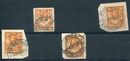 NORTHERN RHODESIA GOOD POSTMARKS GEORGE FIFTH AND SIXTH - Great Britain (former Colonies & Protectorates)