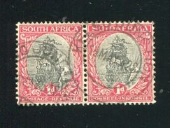 SOUTH AFRICA NATAL RAILWAY KELSO JUNCTION RARE POSTMARK 1928 - South Africa (...-1961)