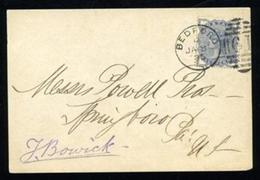 GB QVIC ADVERTISING CATTLE SHOW 1884 - 1840-1901 (Victoria)