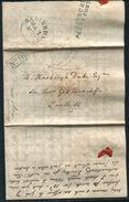 GREAT BRITAIN WILTSHIRE SALISBURY PENNY POST 1835 - Postmark Collection