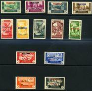MOROCCO SPANISH COLONIES CAPE JUBY SPECIMEN MUESTRA WATERLOW 1933 - Morocco (1956-...)