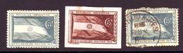 ARGENTINA FLAG 1912 AIR MILITARY PROOF - Argentina
