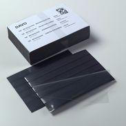 DAVO Insteekkaartjes N5 (210x147mm) 5 Stroken (per 100 Stuks) - Cartoncini A Listelli