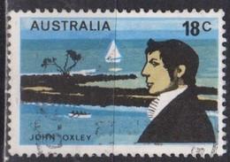 Australia, 1976 - 18c John Oxley - Nr.630 Usato° - Used Stamps