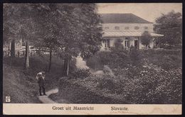 GROET UIT MAASTRICHT - SLAVANTE --- 1913 - Maastricht