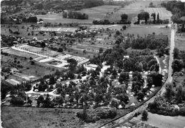 91-SAINT-GENEVIEVE-DES-BOIS- CAMPING DES BORDS DE L'ORGE VUE AERIENNE - Sainte Genevieve Des Bois