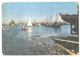 Alexandrië / Alexandria - The Old Harbour - Bateau / Barque / Boot / Barca - Alexandrie