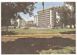 Giza - Evacuation Square - Classic Car - Alexandrie