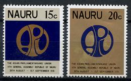 1978 - NAURU - Catg. Mi. 179/180 - NH - (R-SI.331.713 -  55) - Nauru