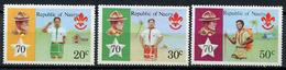 1978 - NAURU - Catg. Mi. 187/189 - NH - (R-SI.331.713 -  55) - Nauru