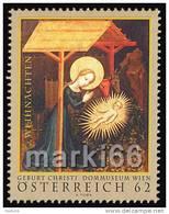 Austria - 2011 - Christmas - Vienna Cathedral Museum - Mint Stamp - 2011-... Nuevos & Fijasellos