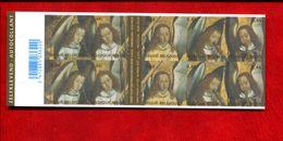 470787223 BELGIE 2006 ** MNH OCB B70 3589 3593 KERSTMIS ENGELEN ANGELS - Booklets 1953-....