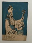 AK  ST. NICHOLAS   ST. NIKOLAUS - Weihnachten