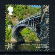 GREAT BRITAIN  -  2015  Bridges  1st  Used As Scan - 1952-.... (Elizabeth II)