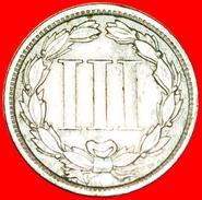 · UNCOMMON: USA ★ 3 CENTS 1881! LOW START★ NO RESERVE! - Émissions Fédérales