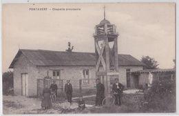 PONTAVERT (Aisne) - Chapelle Provisoire - France