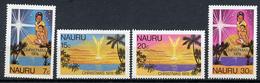 1979 - NAURU - Catg. Mi. 181/184  - NH - (R-SI.331.713 -  55) - Nauru