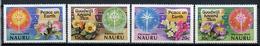1979 - NAURU - Catg. Mi. 203/206 - NH - (R-SI.331.713 -  56) - Nauru