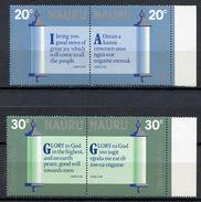 1980 - NAURU - Catg. Mi. 214/217 - NH - (R-SI.331.713 -  56) - Nauru