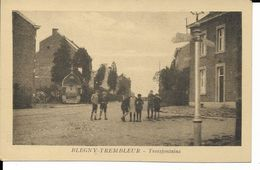BLEGNY - TREMBLEUR    TROIFONTAINS - Blégny