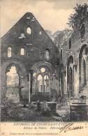 Environs De Court-Saint-Etienne. - Abbaye De Villrs. Réfectoire. - Verstuurd In 1905. - Court-Saint-Etienne