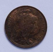 Monnaies France -  1 Centimes Daniel Dupuis - 1904 - France