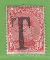 MiNr.1b  (x) Belgien Portoersatzmarke - Portomarken