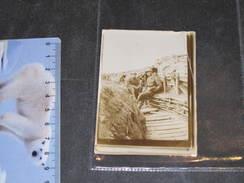 POSTE DE GUETTEUR 1e Ligne De La Maison Du Passeur Juin 1917. Souvenir D'une Garde - 1914-18
