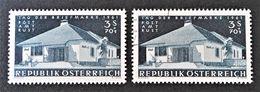 JOURNEE DU TIMBRE 1961 - NEUF * + OBLITERE - YT 940 - MI 1100 - 1945-.... 2nd Republic