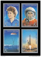 Moldova (Transnistria) 2013 No. 460/63 First Woman In Space. Valentina Tereshkova MNH ** - Moldova