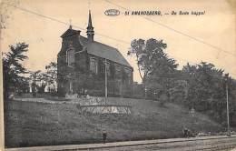 St. Amandsberg. - De Oude Kapel. -  Militaire Post - Gent