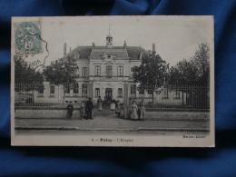 Patay  L'Hospice - Animée - Ed. Mercier 9 - Circulée 1907 - R153 - France