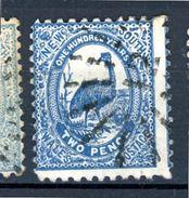 Nelle GALLES DU SUD   - DIVERS N° Yt  60  Obli. - Used Stamps