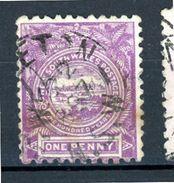 Nelle GALLES DU SUD   - DIVERS N° Yt  59  Obli. - Used Stamps